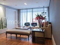 Apartamento com 3 quartos e Jardim, São Paulo, Moema, por R$ 2.120.000