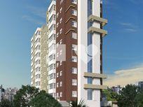 Cobertura com 2 quartos e 2 Vagas, Porto Alegre, Menino Deus
