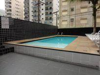 Apartamento temporada para locação, Pitangueiras, Guarujá.