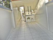 Casa residencial à venda, José Menino, Santos.