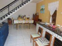 Sobrado residencial à venda, Vila Suarão, Itanhaém - SO11141.