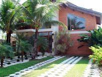 Casa J. Acapulco -Guarujá-4 Suites, C/ Piscina,Sauna ,etc....