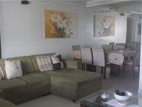 Cobertura 4 (quatro) dormitórios, piscina, churrasqueira Gonzaga - SANTOS/SP