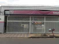Salão  comercial para locação, Vila Fontana, Cosmópolis.