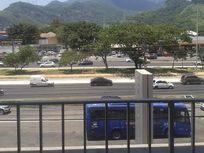Barra da tijuca - sala comercial  de frente para Av. das Américas- 38 m² - 1 vaga