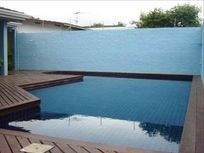 Sobrado residencial à venda, Jardim Enseada, Guarujá - SO0163.