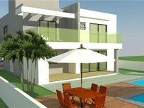 Casa de alto padrão à venda em condomínio de Luxo