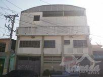Galpão comercial à venda, Jardim Santa Maria, São Paulo - GA0009.