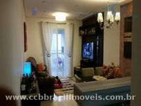 Apartamento Residencial à venda, Jardim Tupanci, Barueri - AP0074.