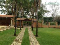 Chácara residencial à venda, Loteamento Chácaras Vale das Garças, Campinas - CH0043.