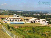 Terreno residencial à venda, Condomínio Campo de Toscana, Vinhedo - TE0282.