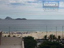 Cobertura residencial para venda e locação, Ipanema, Rio de Janeiro.