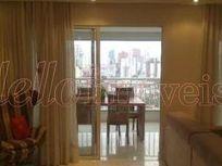 Apartamento com 3 quartos e 3 Suites, São Paulo, Bosque da Saúde, por R$ 6.500
