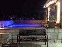 Cobertura com 5 quartos e Sauna, Belo Horizonte, Castelo, por R$ 900.000