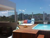 Cobertura com 3 quartos e Mobiliado, Belo Horizonte, Castelo, por R$ 980.000
