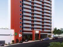 Hotel com 1 quarto e Area lazer, Belo Horizonte, Buritis, por R$ 340.000
