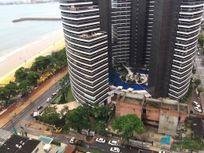 Flat com 1 dormitório à venda, 50 m² por R$ 300.000 - Meireles - Fortaleza/CE