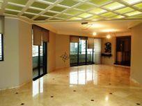 Apartamento de 255 m² no Jardim Paulista com 4 dormitórios, 2 suites, 3 vagas e piscina. AP0671