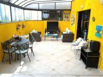 Cobertura com 3 dormitórios à venda, 135 m² por R$ 640.000 - Vila Indiana - São Paulo/SP