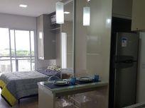 Flat com 1 dormitório à venda, 27 m² por R$ 300.000 - Granja Viana - Cotia/SP