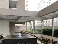 Apartamento novo com 1 dormitório para alugar, 40 m² por R$ 2.500/mês - Santa Cecília - São Paulo/SP