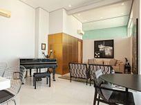 Çiragan - Loft com 2 dormitórios à venda, 136 m² por R$ 2.600.000 - Cerqueira César - São Paulo/SP