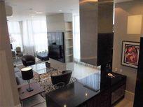 Çiragan - Apartamento com 1 dormitório à venda, 146 m² por R$ 3.500.000 - Jardins - São Paulo/SP