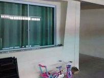 Sobrado residencial à venda, Vila Homero Thon, Santo André.