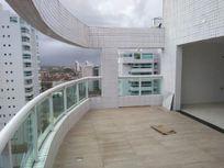 Cobertura com 3 dormitórios à venda, 170 m² por R$ 1.000.000 - Vila São Paulo - Mongaguá/SP