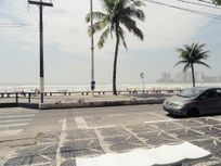 Cobertura temporada para locação, Pitangueiras, Guarujá - CO0001.