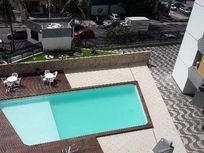 Apartamento com 2 quartos, 1 vaga, infraestrutura - Pituba para LOCAÇÃO