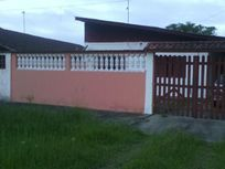 Casa residencial à venda, Balneário Gaivota, Itanhaém - CA0410.