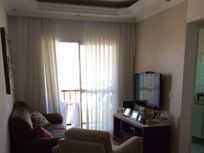 Apartamento residencial à venda, Santo Antônio, Osasco.