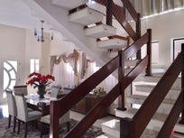 Sobrado residencial à venda, Jardim Aquarius, São José dos Campos - SO1052.