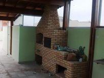 Cobertura residencial para venda e locação, Bairro Jardim, Santo André - CO0221.