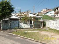Terreno residencial à venda, Vila Cruzeiro, São Paulo - TE0015.