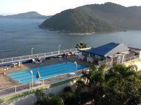 Apartamento residencial à venda, Ilha Porchat, São Vicente - AP0730.