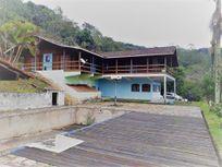 Sitio Para Moradia ou Lazer 24.200m2, casa, pisccina e lago.200mil de entrada..Saldo Permuta ou parcelamento.