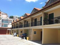 Sobrado residencial à venda, Vila Santos, São Paulo.