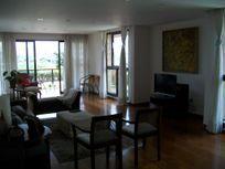 Alto Padrão Apto com 4 dormitórios para alugar, 215 m² por R$ 14.000/mês - Moema - São Paulo/SP