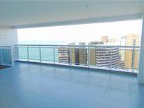 Cobertura duplex com 1 quarto à venda, 86 m², área de lazer, 2 vagas, vista mar, financia - Meireles - Fortaleza/CE