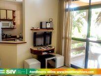 Casa em condomínio fechado, com sala para 02 ambientes na Riviera de São Lourenço
