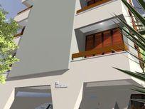 Apartamento térreo, Centro, Canoas.