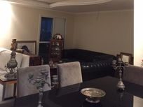 Apartamento com 3 dormitórios à venda, 130 m² por R$ 780.000 - Jardim do Mar - São Bernardo do Campo/SP