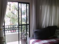 Apartamento residencial à venda, Vila Quirino de Lima, São Bernardo do Campo.
