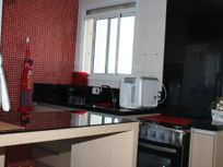 Apartamento residencial à venda, Jardim Tupanci, Barueri.