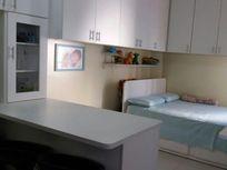 Kitnet residencial à venda, Ponta da Praia, Santos.
