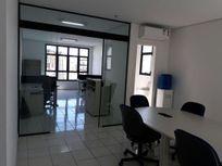 Sala Comercial para locação, Parque Residencial Aquarius, São José dos Campos - SA0176.