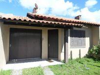 Casa MOBILIADA com 4 dormitórios, Centro, Imbé.