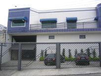 Galpão comercial para venda e locação, Vila Esperança, São Paulo - GA0058.